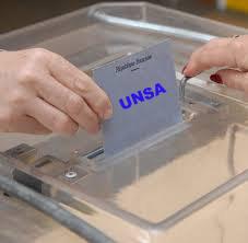29 novembre 2016 – Elections CE / DP à la CNP : Le vote UNSA