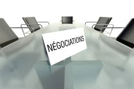 Début des négociations de l'accord-cadre le 17 avril 2018