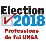Élections CUEP – CLU – DPP du 6 décembre 2018