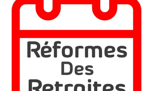 Réforme des retraites : point d'étape