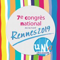 7ème Congrès national de l'UNSA à Rennes