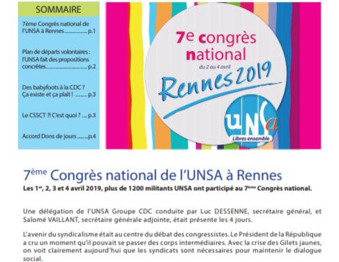 Une Autre Info n°221 – Avril 2019