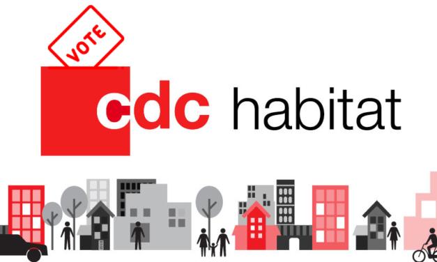 Résultats consolidés Groupe CDC Habitat