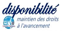 Disponibilité : liste des pièces permettant la conservation du droit à avancement