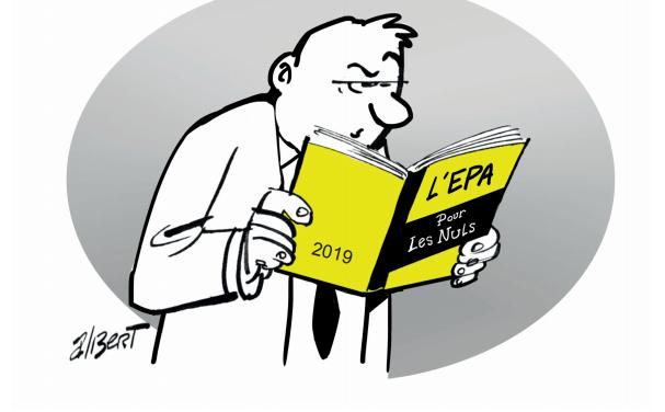 Le guide pratique EPA 2019