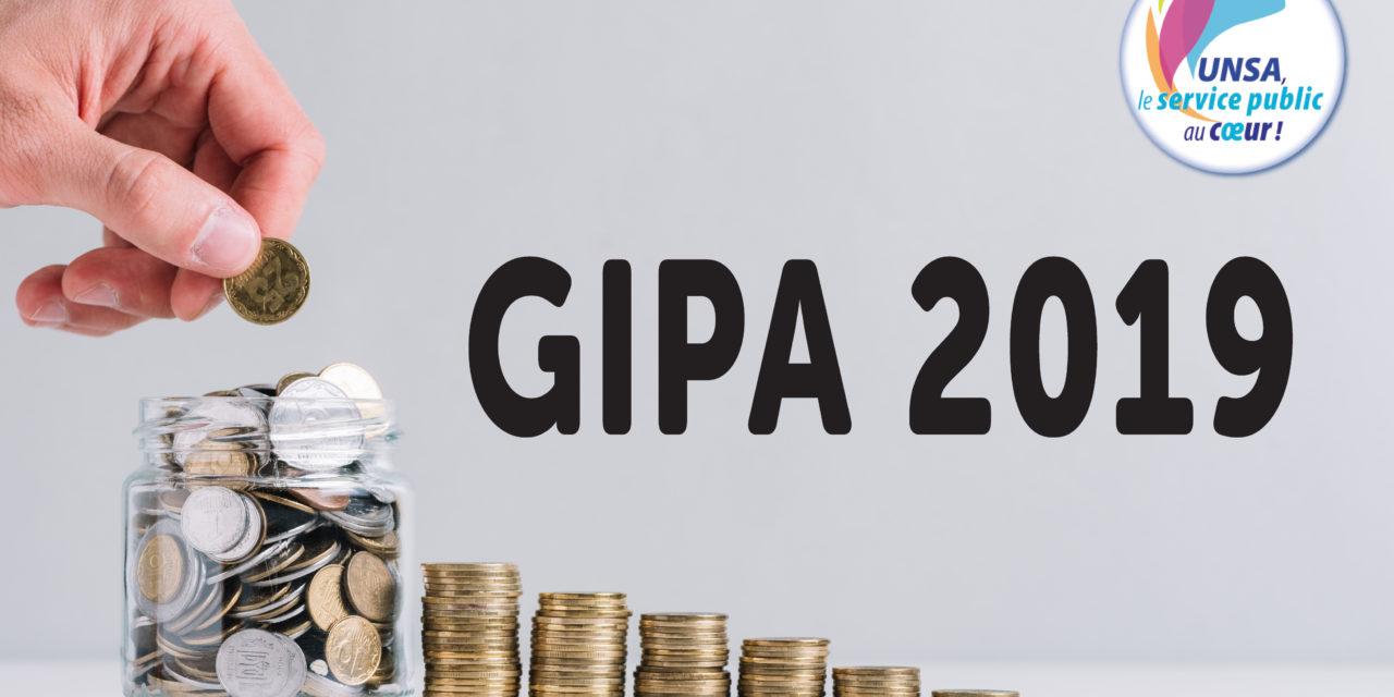 GIPA 2019 : le décret est publié
