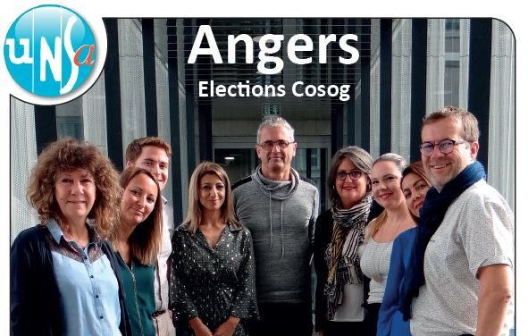 Plaquette élections Cosog Angers