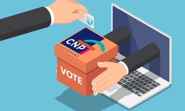 Elections du Comité Social et Économique (CSE) de la CNP le 12 novembre 2019