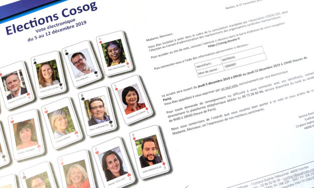 Elections Cosog : comment voter ?