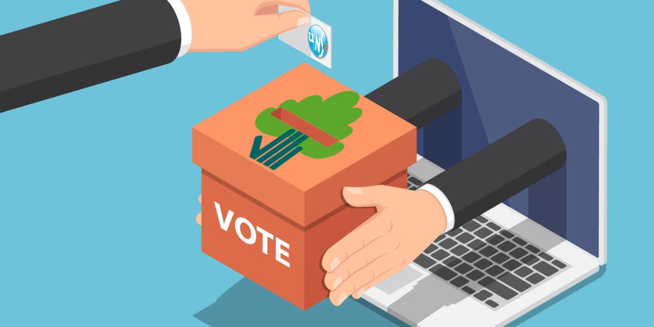 Société forestière : l'UNSA obtient 32,14% des suffrages !