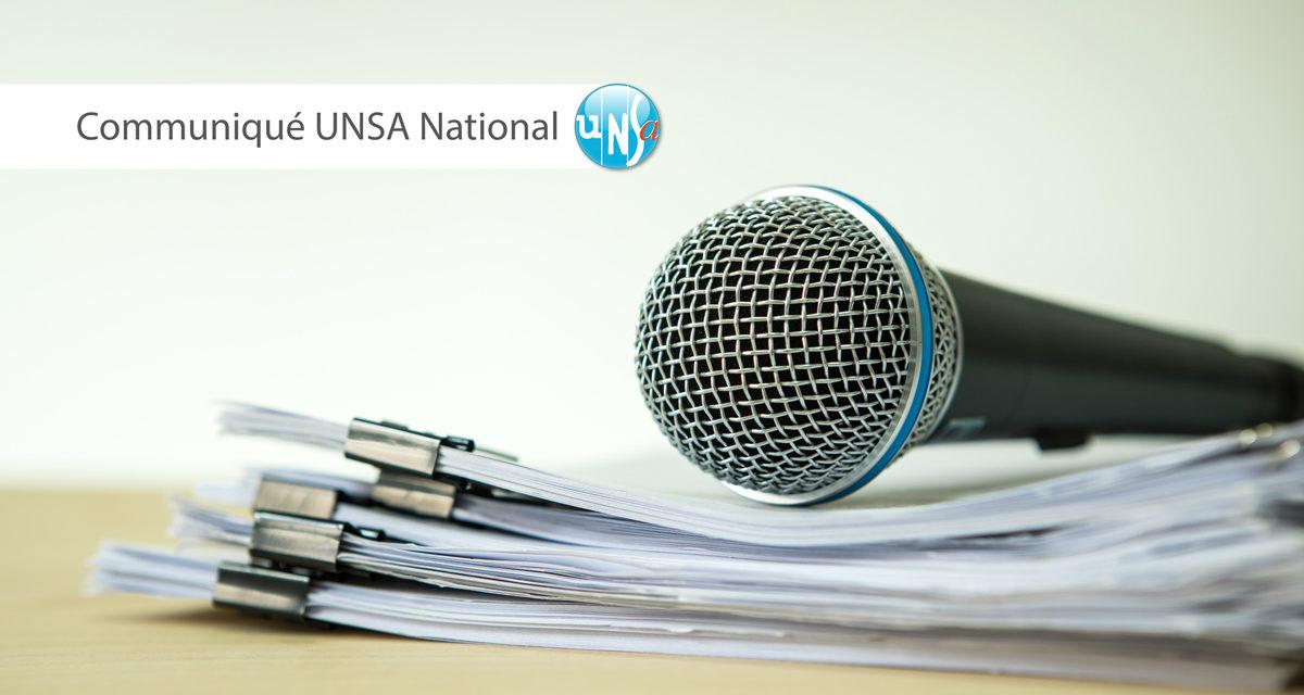 Covid 19 : L'UNSA demande le renouvellement automatique des arrêts de travail pour garde d'enfants et maladies chroniques à risque