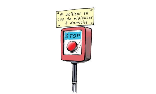 Lettre à MADAME la Présidente du CSSCT National sur la Prévention des violences intrafamiliales