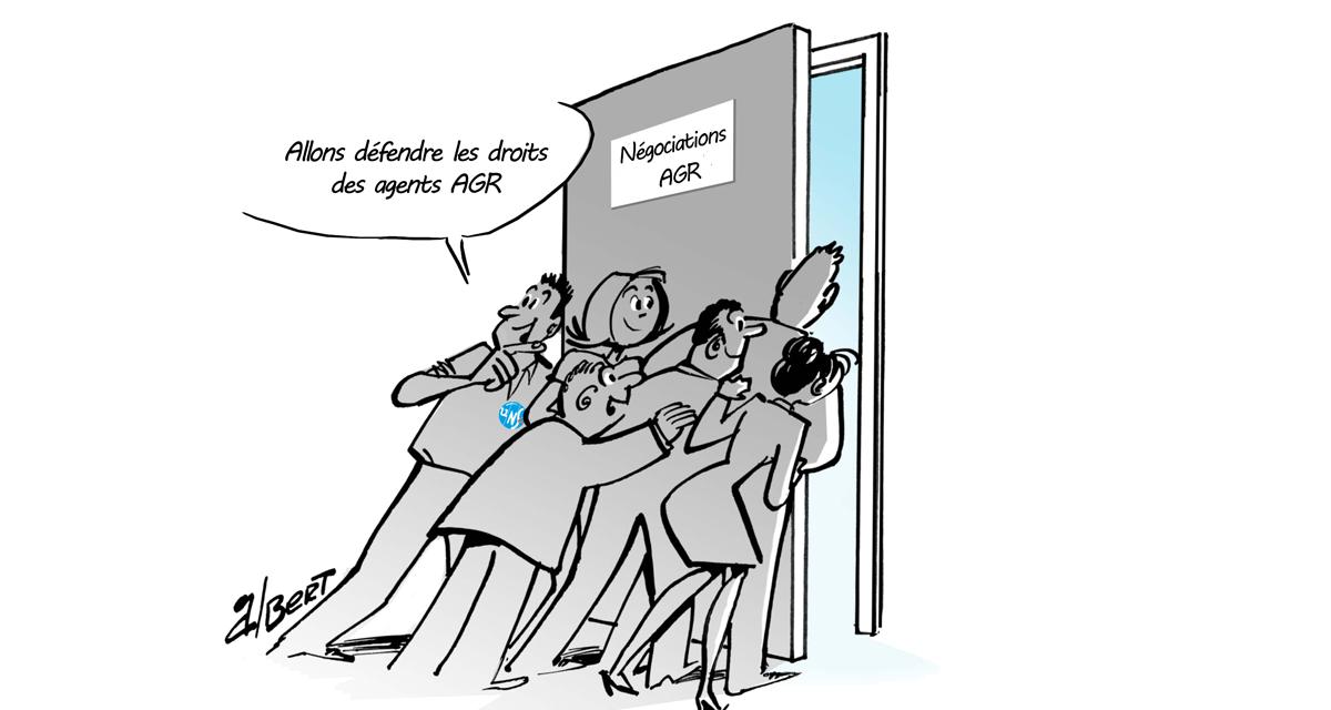 VIctoire de l'UNSA sur la rémunération des salariés A.G.R.