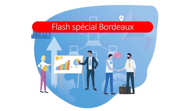 Modalités de reprise d'activités  sur le site de Bordeaux