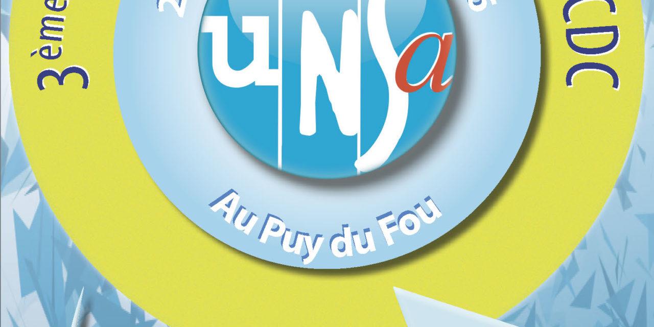 21, 22 et 23 septembre 2016 : 3ème Congrès national UNSA groupe CDC au Puy du Fou