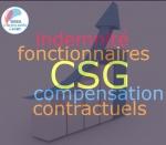 Hausse de la CSG : compensation quasi complète arrachée pour deux ans !