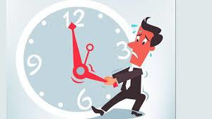 Gestion du temps : du retard dans l'application d'une mesure de l'accord QVT