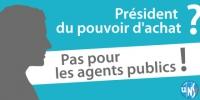 L'UNSA Fonction Publique écrit au Président de la République