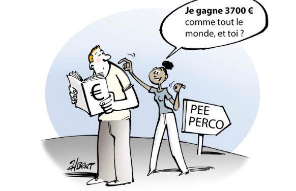 Dispositifs d'épargne salariale : l'UNSA CDC vous informe !