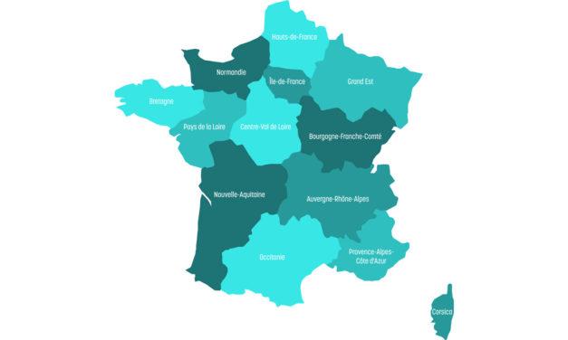 L'UNSA à la rencontre des agents des Directions régionales en 2018 et 2019