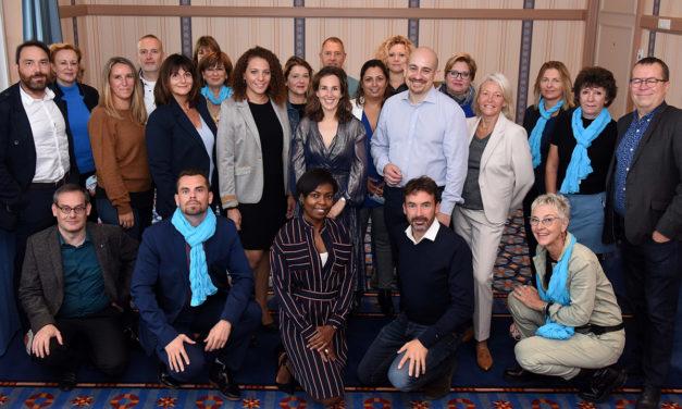 4ème congrès de l'UNSA Groupe CDC: un congrès riche en émotion et en débats et un renouvellement de l'équipe dirigeante!