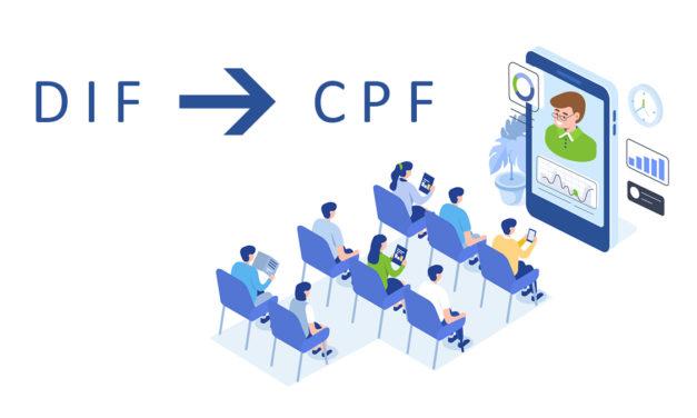 Transfert des droits DIF sur le CPF : quelques infos utiles !