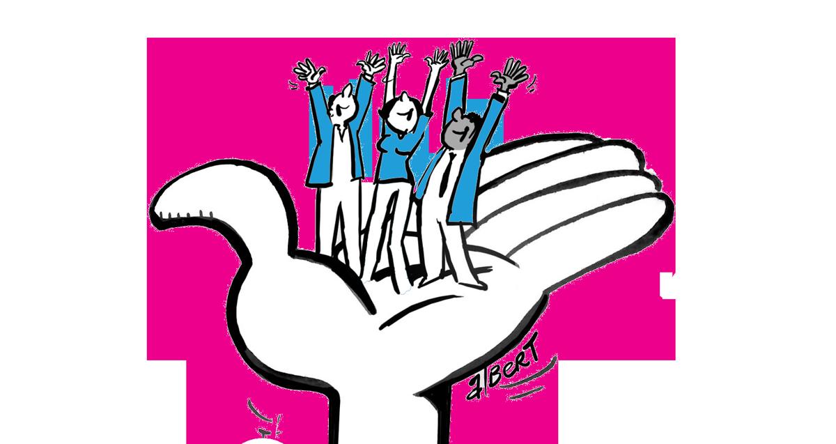 L'UNSA favorable au nouveau dispositif de solidarité de dons de jours !