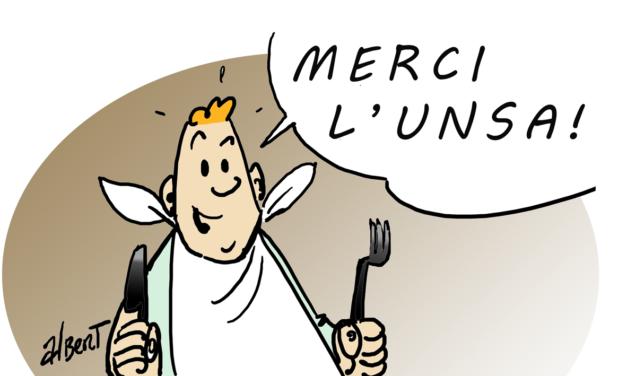 Avec l'UNSA : + 150€ nets en avril pour le personnel AGR !