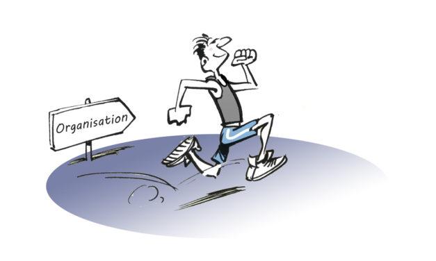 Evolution d'organisation de la DRS : un projet au pas de charge !