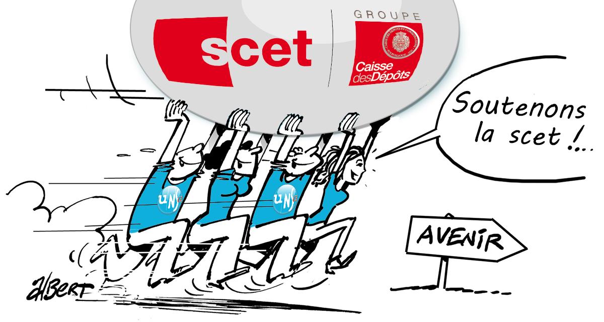 La CDC fixe une nouvelle trajectoire pour sauver la SCET