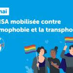 17 mai : Journée mondiale contre l'homophobie et la transphobie