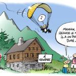 CHALET DE COURCHEVEL : LES VACANCES PORTENT CONSEIL PARAIT-IL ?!