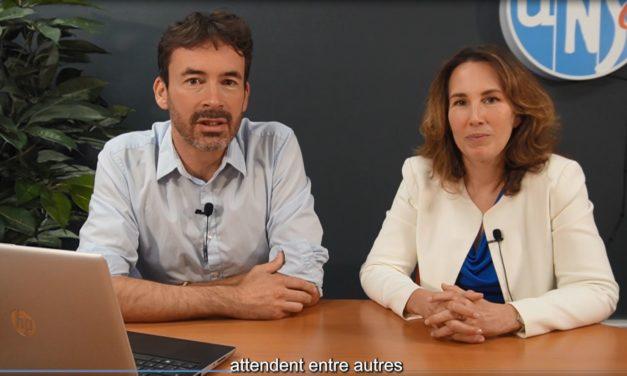VIDEO : Rentrée sociale – CUEP du 17 septembre